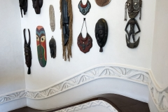 Collection of Antique Masks